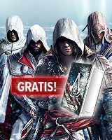 Assassin's Creed z gratisem