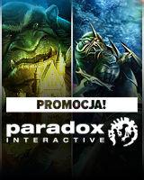 Promocja na gry Paradoksu