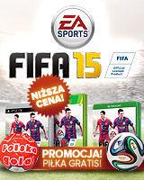 Promocja EA na FIFA 15