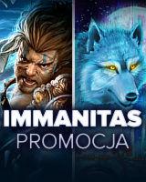 Promocja na gry Immanitas w sklepie gram.pl