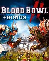 Blood Bowl II + dodatkowa rasa - wersja cyfrowa