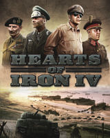 Hearts of Iron IV - wersja cyfrowa