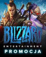 Promocja Blizzard