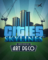 Art Deco Cities Skylines