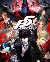Pre-order Persona 5