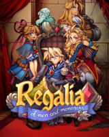 Pre-order Regalia: Of Men and Monarchs