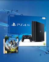 Playstation 4 Pro 1TB +  Horizon Zero Dawn