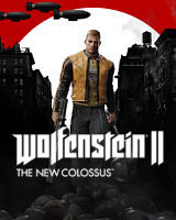 Pre-order Wolfenstein II: The New Colossus