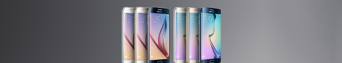 Preorder Samsung Galaxy S6!