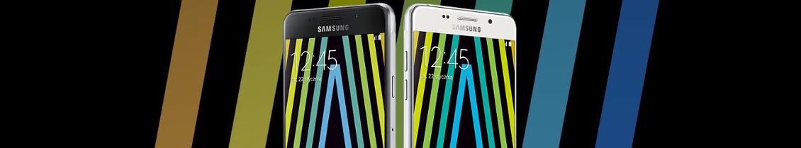 Samsung Seria A3 i A5