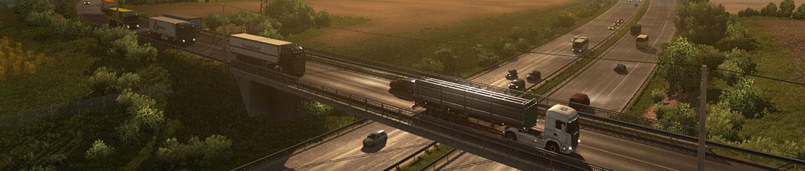 Euro Truck Simulator 2 - Vive la France! - DLC - wersja cyfrowa