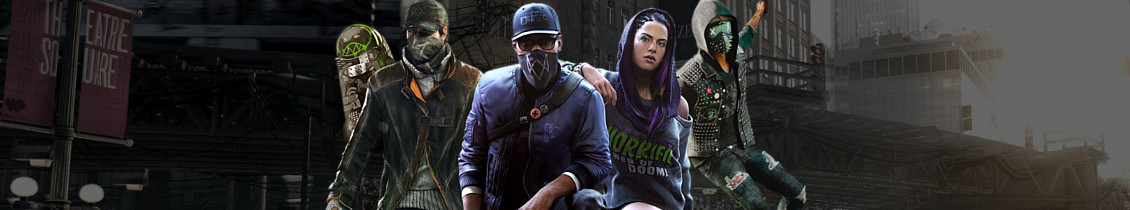 Promocja UBISOFT Watch Dogs, Tom Clancy