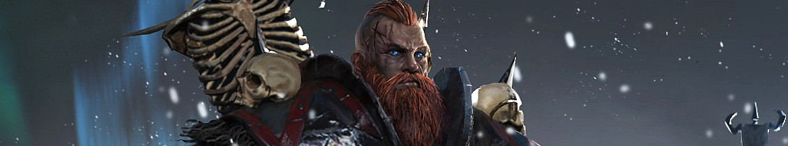 Total War: Warhammer: Norsca - DLC