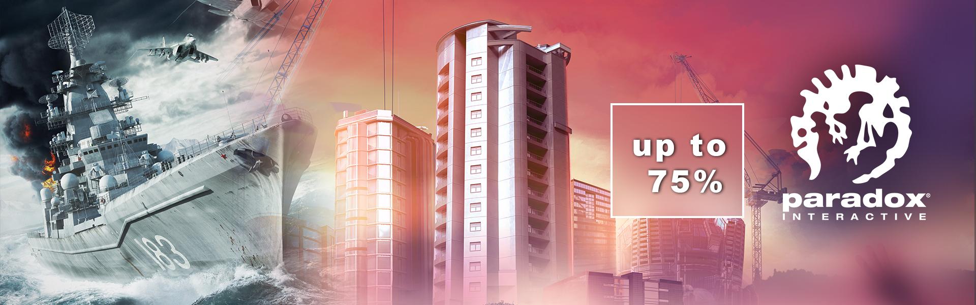 Paradox - Age od Wonders i Cities Skylines